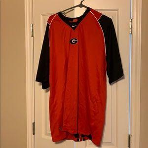 University of Georgia Bulldogs Nike Shirt